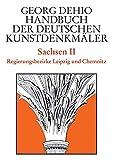 Image de Handbuch der Deutschen Kunstdenkmäler, Sachsen (Dehio - Handbuch der deutschen Kunstdenkm
