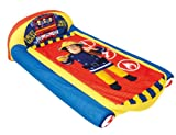 Fireman Sam My First Ready Bed a Sleepover Solution including Inflatable Mattress and Sleeping Bag