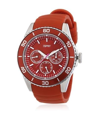 Esprit Reloj de cuarzo Woman Rojo 42 mm