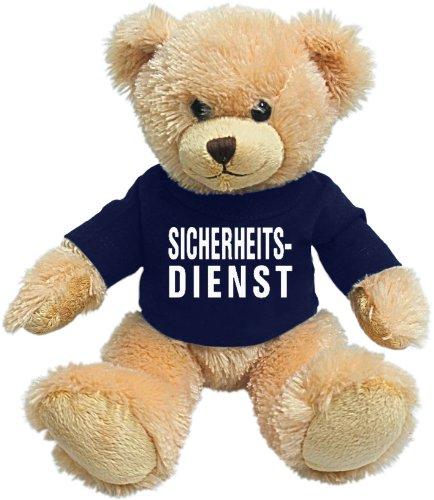 TEDDYBÄR Kuschelbär mit Shirt Aufdruck