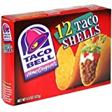 Taco Bell Taco Shells, 4.5-Ounce Boxes (Pack of 12)