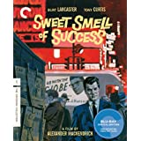 Sweet Smell of Success (The Criterion Collection) [Blu-ray] ~ Burt Lancaster