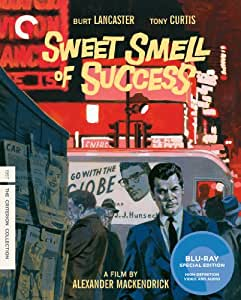 Sweet Smell of Success (The Criterion Collection) [Blu-Ray]