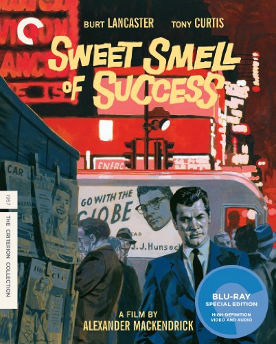 Cover art for  Sweet Smell of Success (The Criterion Collection) [Blu-ray]