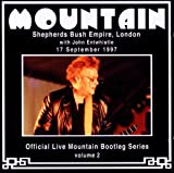 Mountain Shepherds Bush Empire 1997
