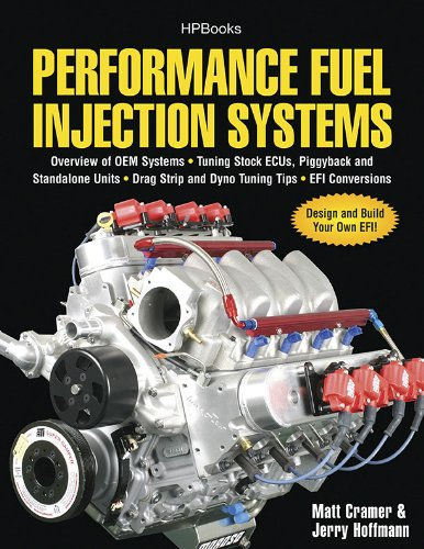 Performance Fuel Injection Systems HP1557: How to Design, Build, Modify, and Tune EFI and ECU Systems. Covers Components, Sensors, Fuel and Ignition Requirements, Tuning the Stock ECU, Piggybac