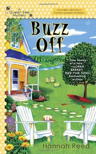Queen Bee Mysteries (1 - 4) - Hannah Reed