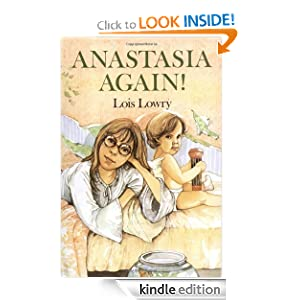 Kindle Book Bargains: Anastasia Again!, by Lois Lowry. Publisher: Houghton Mifflin Books for Children (October 26, 1981)
