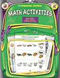 Math Activities, Grade K (Homework Helper)
