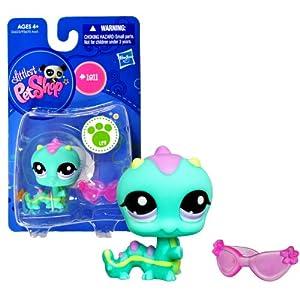 Amazon.com: Hasbro Year 2010 Littlest Pet Shop Single Pack