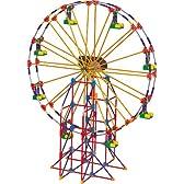 コネックス コレクト&ビルド 遊園地シリーズ 観覧車 K'NEX Collect & Build Ferris Wheel