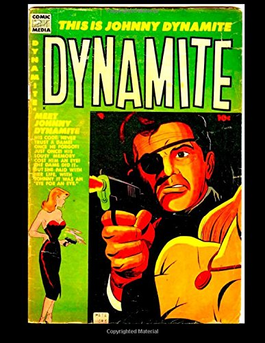 Dynamite #4: High Explosive Action! 1953