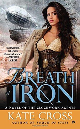 Image of Breath of Iron (Clockwork Agents)