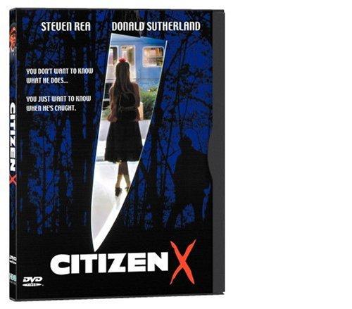 Citizen X [Reino Unido] [DVD]