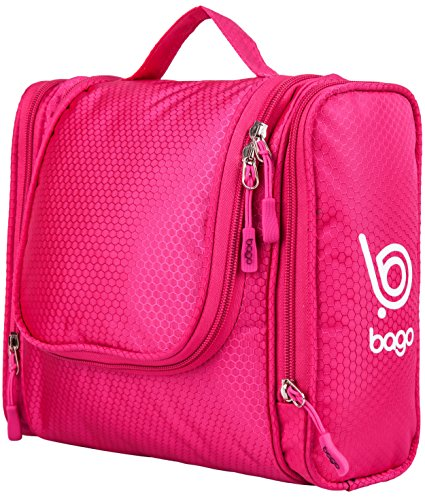 Bago Hanging Toiletry Bag For Men & Women