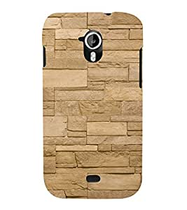 EPICCASE casual wall Mobile Back Case Cover For Micromax A116 Canvas HD (Designer Case)