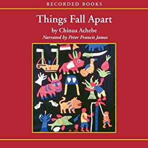 Things Fall Apart Audiobook
