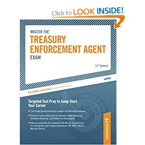 Download Master the Treasury Enforcement Agent Exam, 11th