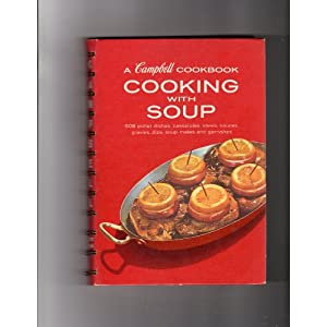 Cooking With Soup - campbell soup company