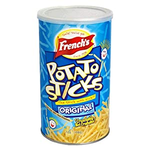 Amazon.com: Frenchs(R) Potato Sticks, 7 Oz. Canister