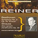 Beethoven: Symphony No. 3 Eroica - Strauss: Also Sprach Zarathustra
