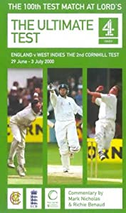 England Vs West Indies - Ultimate Test [VHS]