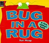 Bug in a Rug (Learn with) (0590194585) by Heap, Sue