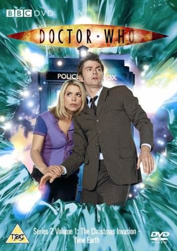 gadget geek - doctor who series volume import anglais