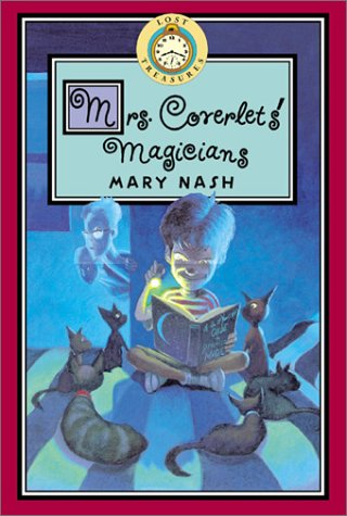 Lost Treasures: Mrs.Coverlet's Magician - Book #2