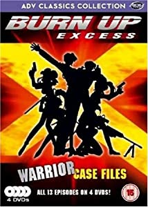 Burn Up Excess - Complete Collection [UK Import]