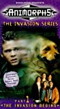 Animorphs - The Invasion Series, Part 1: The Invasion Begins [VHS]