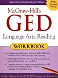 img - for McGraw-Hill's GED Language Arts, Reading Workbook book / textbook / text book