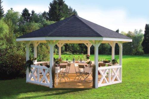 gartenpavillon gartenhaus und partyzelt. Black Bedroom Furniture Sets. Home Design Ideas