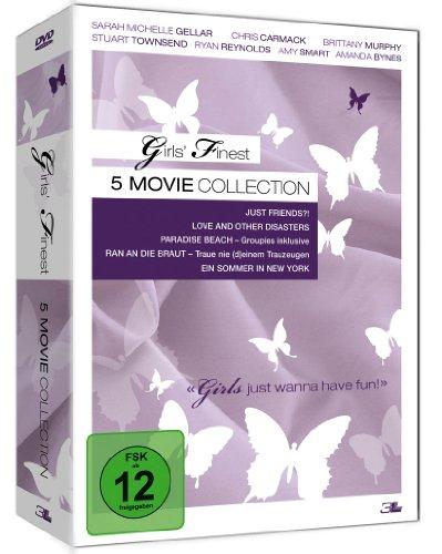 Girls Finest 5 Movie Collection (5 DVDs)