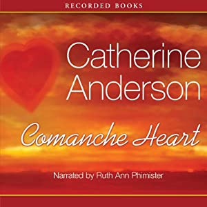 Comanche Heart Audiobook