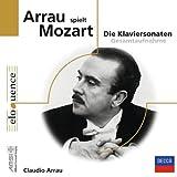 Die Klaviersonaten Claudio Arrau Spielt Mozart
