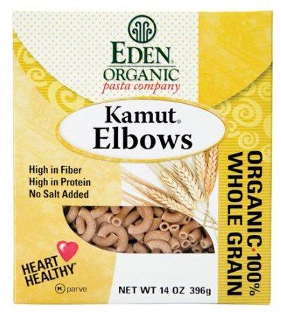 Eden Foods Organic Pasta Kamut Elbows -- 14 Oz