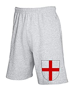 T-Shirtshock - Jogginghose Shorts TSTEM0036 freiburg coat of arms