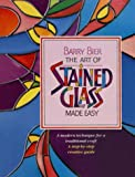 cover of The Art of Stained Glass Made Easy