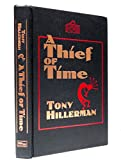 A Thief of Time (0060159782) by Hillerman, Tony