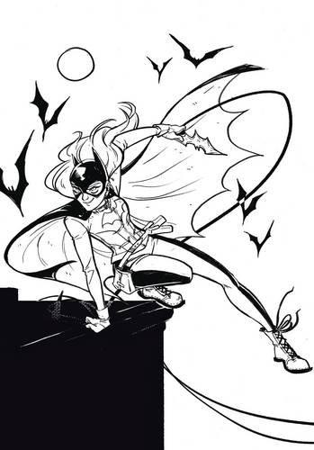 Download Batgirl An Adult Coloring Book Pdf Epub Ebook