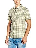 Guess Camisa Hombre (Gris / Amarillo)
