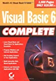 Visual Basic 6 Complete (0782124690) by Brown, Steve