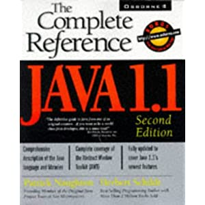 Java 1.1: The Complete Reference Patrick Naughton and Herbert Schildt