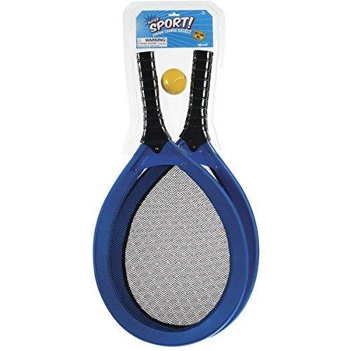 Toysmith Jumbo Tennis Racket Set by Toysmith
