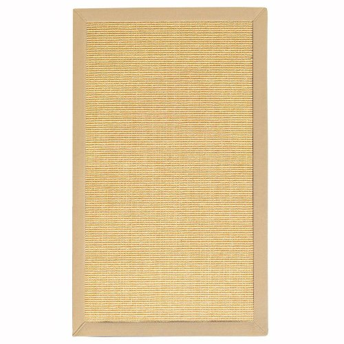 Freeport Sisal Area Rug, 7'x9', HONEY KHAKI