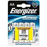 """Energizer Batterien Ultimate Lithium digital/629611 Mignon Inh.4von """"Energizer"""""""