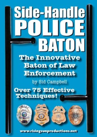 Side-Handle Police Baton Tonfa