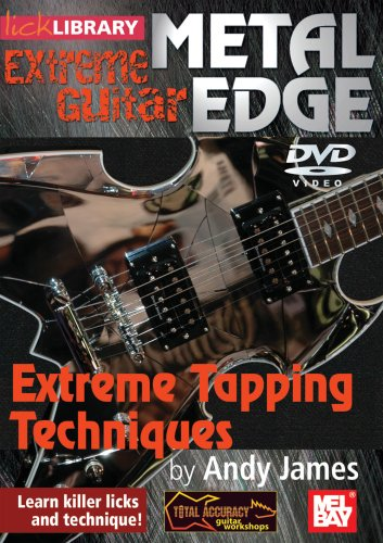 Metal Edge - Extreme Tapping Techniques [DVD]