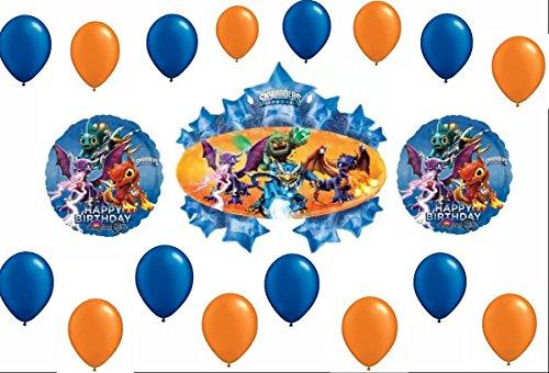 Skylanders Happy Birthday Party Decorating Kit